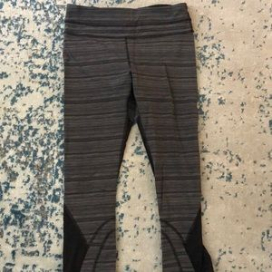 lululemon athletica Pants - Lululemon run inspire crop size 6